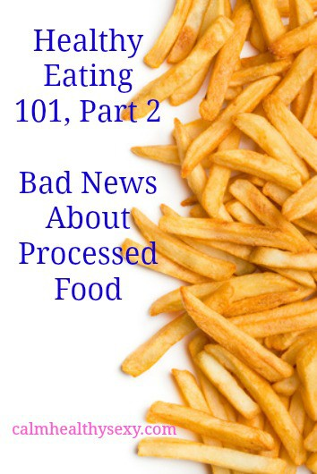 The bad news is that most processed food is bad for us and our families. Food companies are NOT looking out for us! But we can make simple changes and eat healthy, real food instead of junk food. Healthy eating | Healthy living | Family meals | Organic food