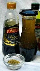 Balsamic Vinegar Dressing and Marinade