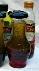 Red Wine Vinegar Dressing and Marinade