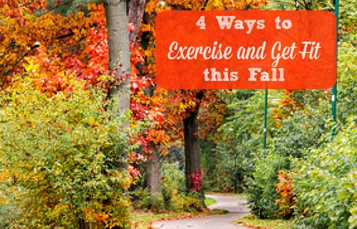 Here are 4 simple things busy women can do to find time to exercise and get fit this fall. Fitness | Workout | Healthy living