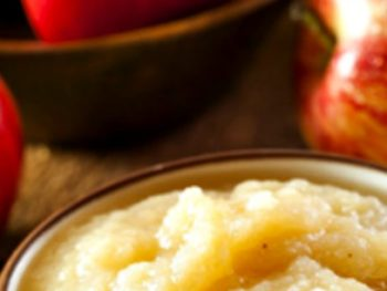 Baked Applesauce – Easy, Delicious and Perfect for Fall