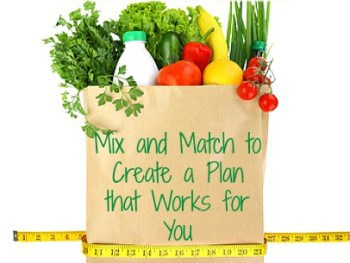 39 Weight Loss Strategies – Mix and Match to Create a Plan that Works for You