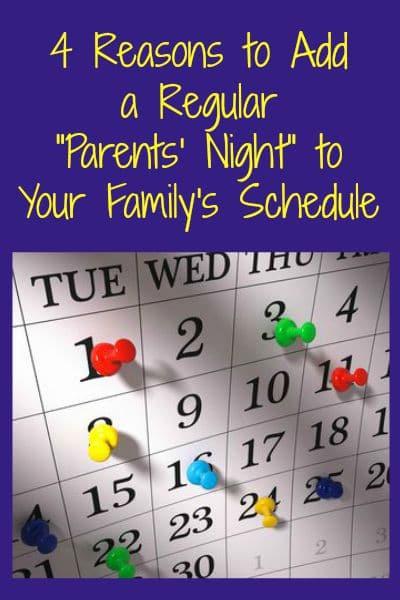 Parents' Night 1
