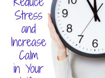 3 Questions That Can Reduce Stress and Increase Calm in Your Life