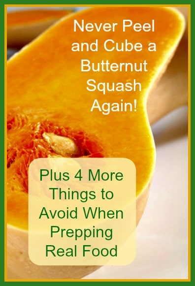 How to Make a Quick and Easy Butternut Squash Soup ...