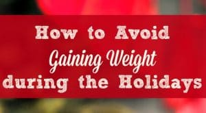 Weight loss, or just avoiding weight gain, is tough during the holidays. But it's not impossible. Here are 4 simple steps to help you manage your weight, avoid gaining weight, and maybe even lose a couple of pounds during the weeks from Thanksgiving to Christmas. Weight management | Lose weight | Healthy living | Diet | Exercise