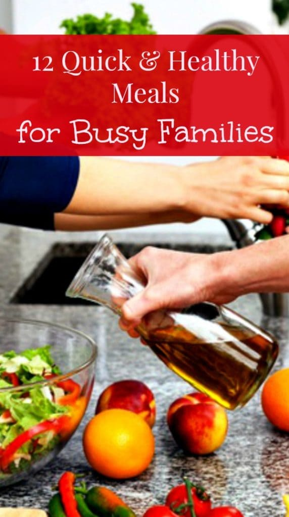 Fast Food For Busy Families Free Download