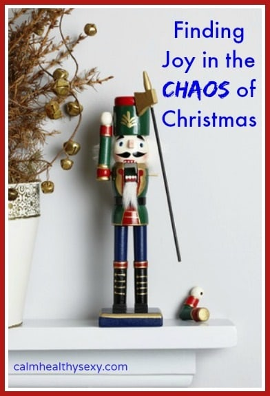 Finding Joy in the Chaos of Christmas