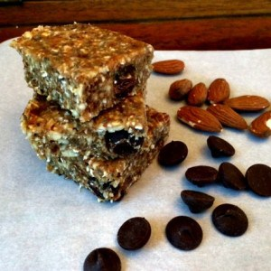 Delicious Homemade Energy Bars