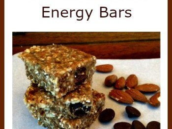 Make Your OwnHomemade Energy Bars