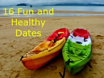 16 healthy and fun date ideas