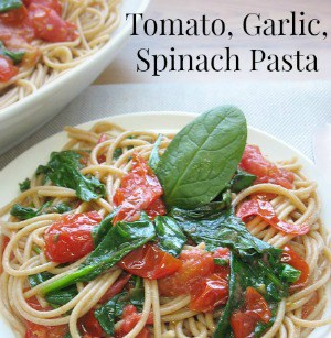 tomato-garlic-spinach-pasta-pin