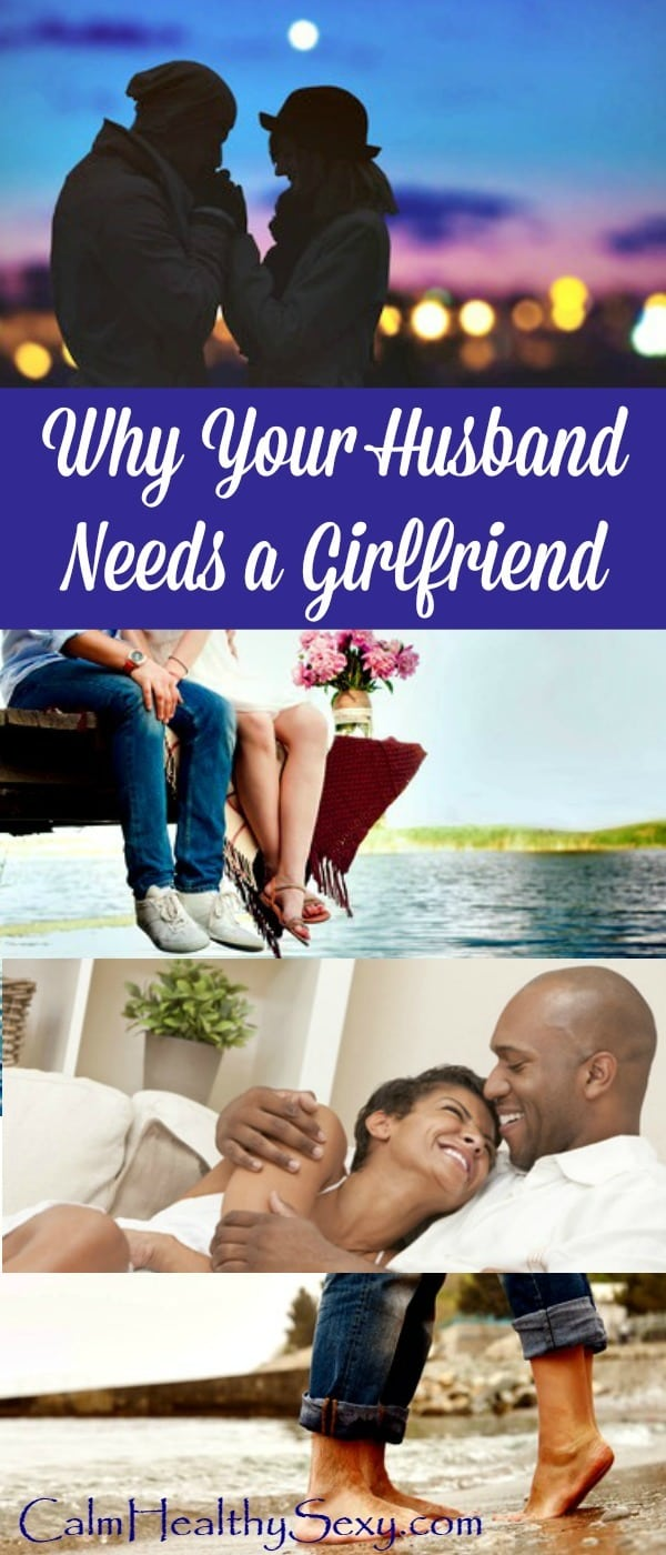 "Once in a while, your husband needs you to be his girlfriend! Here are simple ways to have fun together while giving him a little bit of the ""girlfriend treatment."" Marriage tips, advice and encouragement 