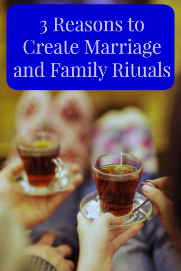 Marriage and family rituals 1a