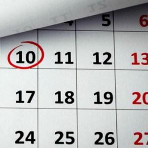 Freebie post - calendar