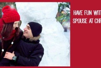 How to Have Fun with Your Husband and Enjoy Your Marriage this Christmas