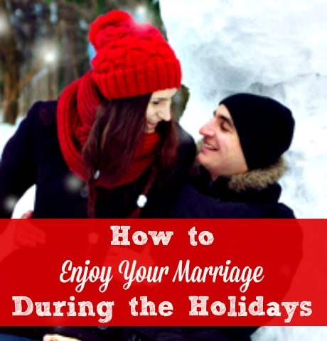 How to Have Fun with Your Husband and Enjoy Your Marriage during Christmas and the Holidays - The Christmas season is hectic, and it's easy to lose track of your spouse and your marriage. Here are 5 simple steps to prioritizing your marriage and your spouse this Christmas. Marriage tips | Christmas ideas | Marriage advice