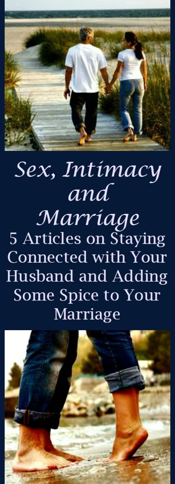 Sex, Intimacy and Marriage - 5 ways to increase intimacy and enjoy sex more in your marriage. Keeping your marriage fun and hot takes some time and energy, but it's well worth the effort. Marriage tips, ideas, advice and encouragement | Christian marriage