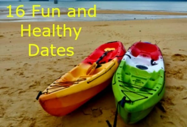 16 Fun and Healthy Dates for Married Couples - Break out of your routine and do something different that's fun and healthy! Marriage tips, ideas and encouragement | Date night