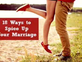Spice Up Your Marriage! 18 Fun Ideas + a Free Printable