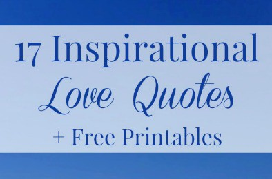 17 Inspirational Love Quotes FB 2