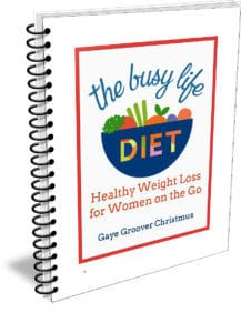 The Busy Life Diet healthy weight loss plan