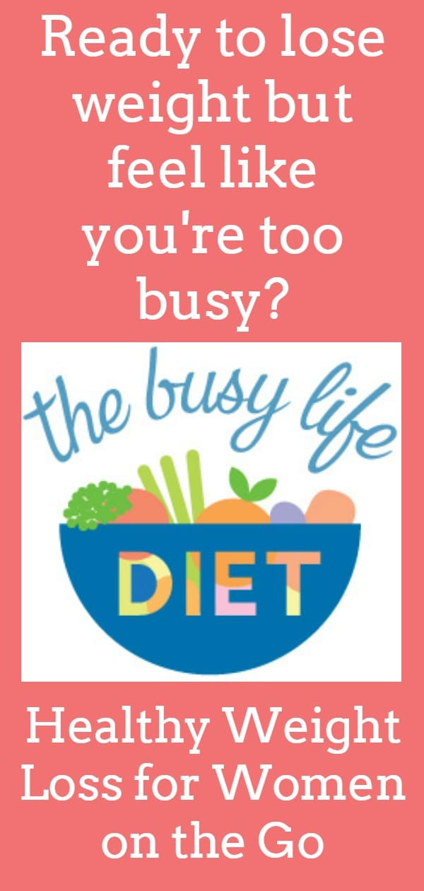 Do you want to lose weight year but think you just don't have time? The Busy Life Diet is designed for you - a busy woman who wants to eat well. lose weight and take care of her body, but is dealing with a busy schedule and lots of responsibilities. Includes an ebook, quick-start guide, private Facebook group, and 4-week email support program. Diet | Weight loss | Healthy eating | Lose weight | New Year's resolutions