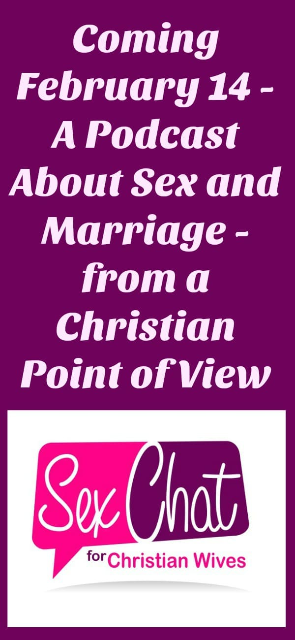 A podcast about sex and marriage - for wives and from a Christian point of view. Marriage | Sex and Intimacy | Tips and Advice