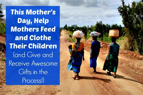 Buy beautiful fair trade Mother's Day gifts from Mercy House Global this year