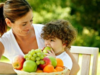 Healthy Eating for Kids – How to Move Your Family to a Healthier Diet