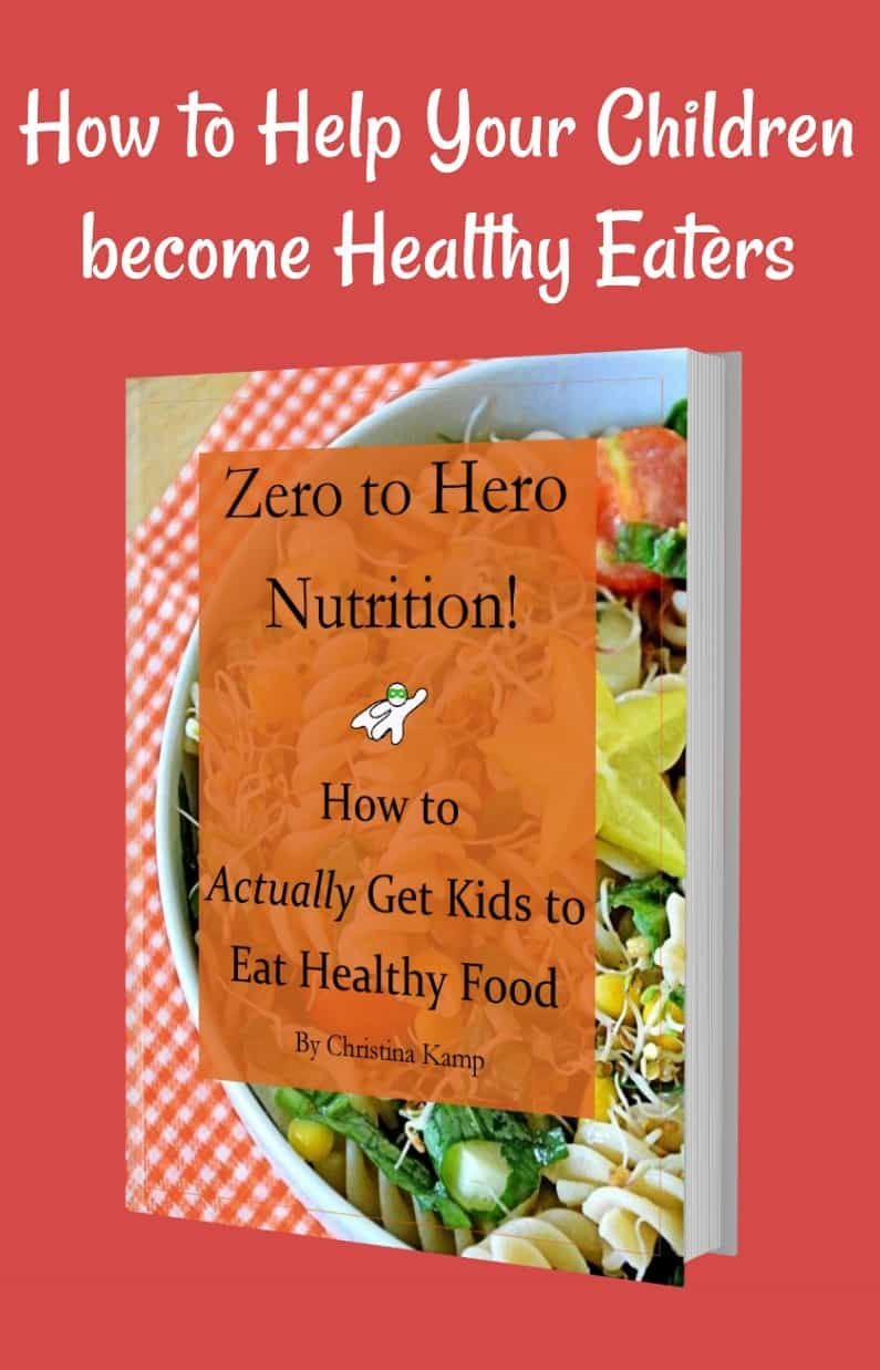 Healthy eating for kids - Simple ways to help your children eat more healthy food and less processed and unhealthy food. Healthy living | Healthy diet | Family