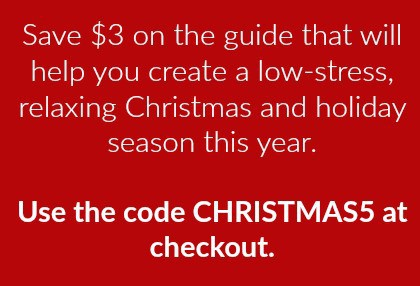 Save $ on a low-stress Christmas this year