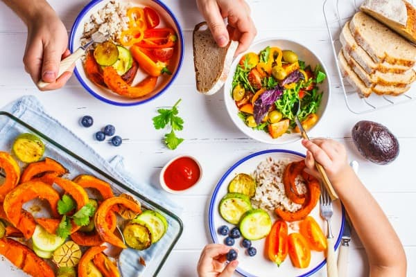 Quick and healthy family meals