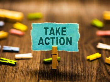 Action not inspiration
